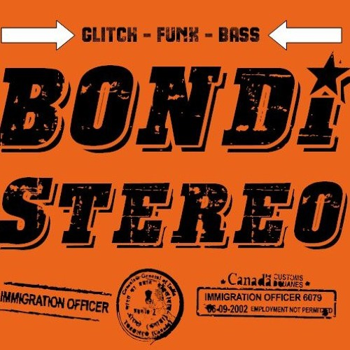 Bondi Stereo - Move On