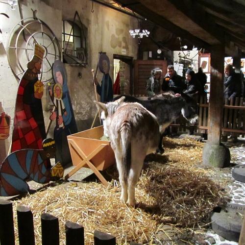 Mini Mädel: Rixdorf Christmas Market