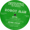 Robot Man: Hypno Freak (Original Mix) (1992) 12DEF003