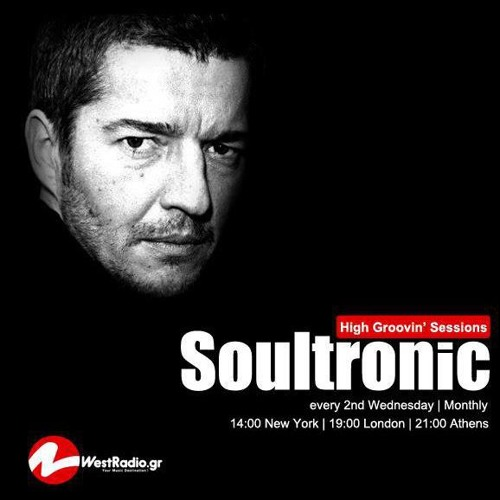 Soultronic High Groovin Sessions Radio Show December