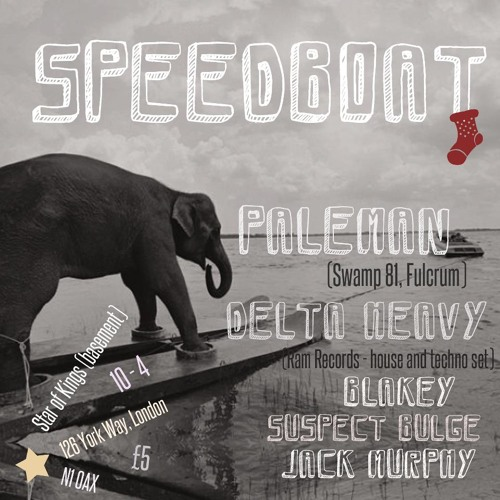 Delta Heavy x Speedboat Mix