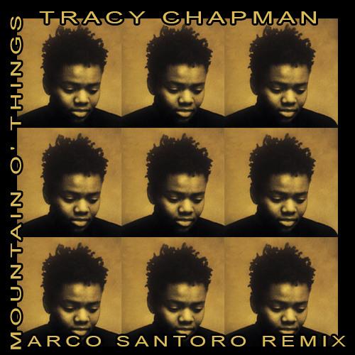 Tribute to Tracy Chapman - Mountains o' things (Marco Santoro Bootleg)