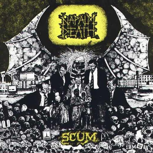 Napalm Death - You Suffer (2methylbulbe1ol cover)