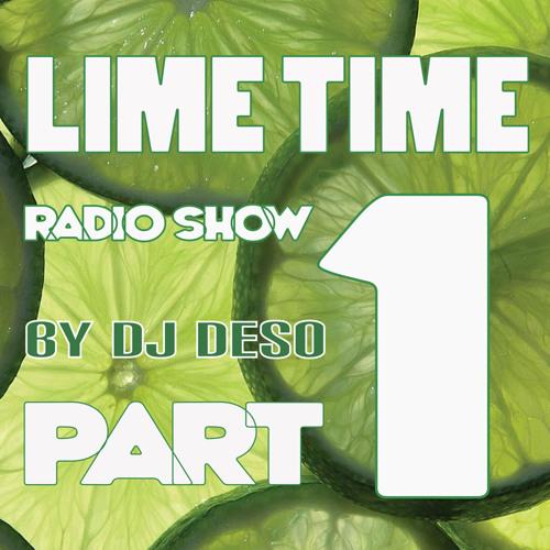 The Editor - Passions Of The Night (Hertzog Remix)\\\Lime Time Radio Show with DJ Deso on Radio Nova