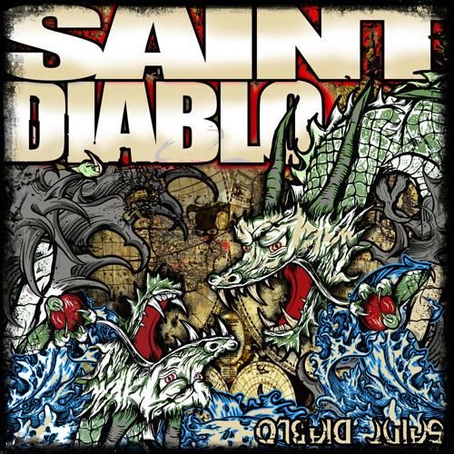 SAINT DIABLO - Blood on the Bathroom Floor