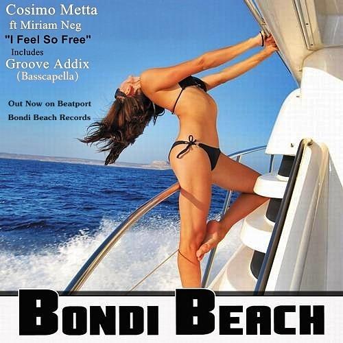 """Cosimo Metta ft Miriam Neg """" I Feel So Free"""" Groove Addix Basscapella"""