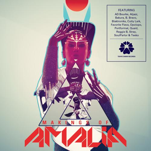 Atjazz - One feat. Amalia (preview)