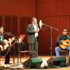 """Ramon Cordero performs """"Flor Encantadora"""" in dressing room"""