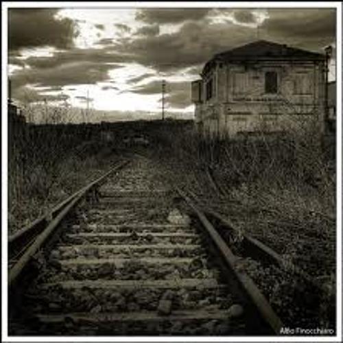 """Last train from hidden city"" - Rooms Delayed & Drosera Rotundifolia"