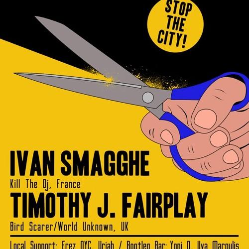 Timothy J Fairplay @ Bootleg, Tel-Aviv 07-12-2012
