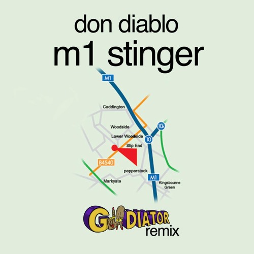 Don Diablo - M1 Stinger (Gladiator Remix) feat. Noonie Bao