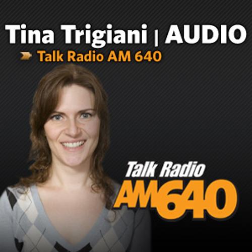 Tina Trigiani - Who Makes You Laugh? - Thursday, Dec 13th 2012