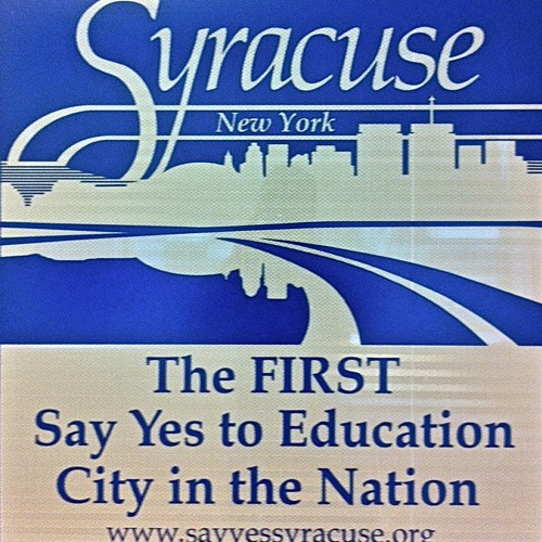 Say Yes Syracuse