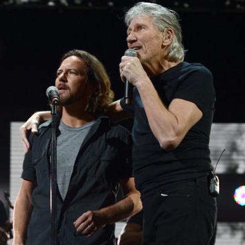 Roger Waters & Eddie Vedder - Comfortably Numb (12-12-12) by