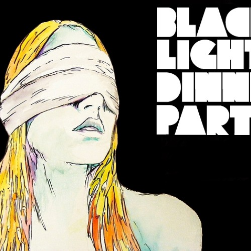 Black Light Dinner Party - Length of Lace