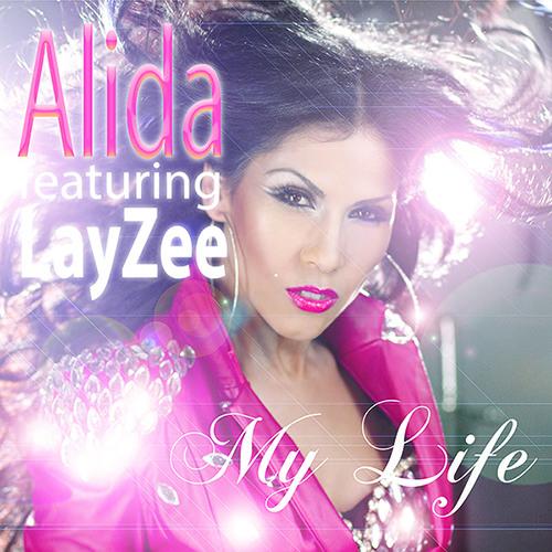 Alida feat Layzee - My Life