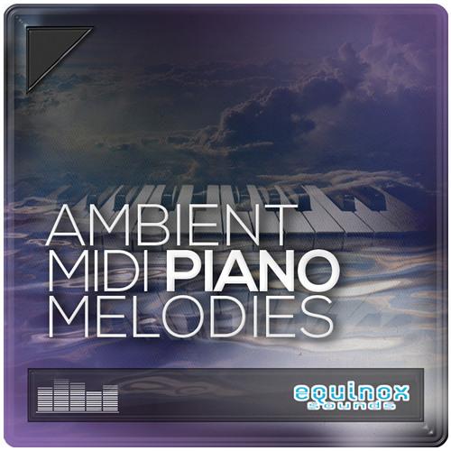 Ambient MIDI Piano Melodies Demo