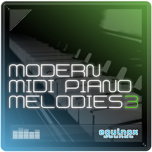 Daniel Mesa - Modern MIDI Piano Melodies 3