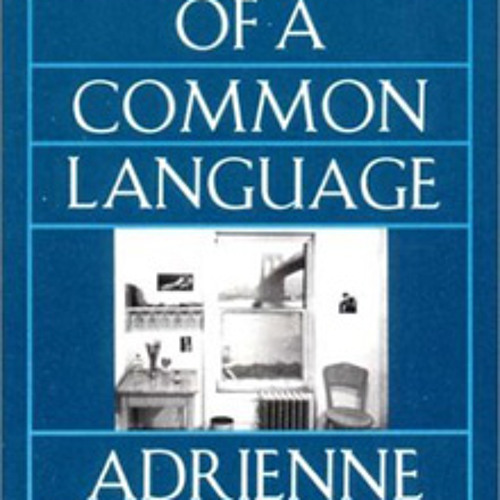 "Adrienne Rich reads from ""Twenty-One Love Poems"" (1985)"