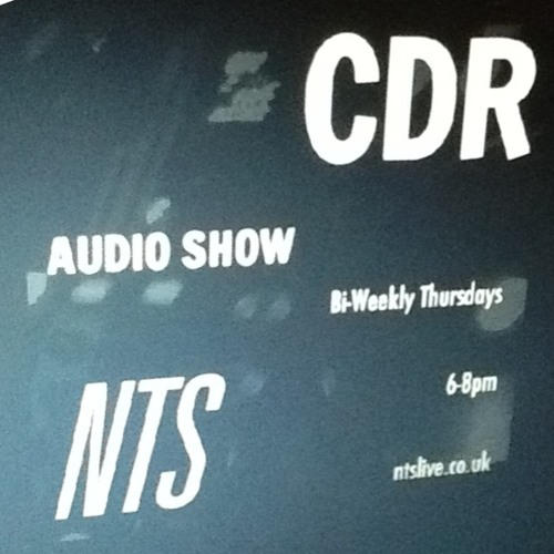 CDR AUDIO SHOW 18-10-2012