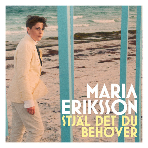 Stjäl det du behöver - Maria Eriksson
