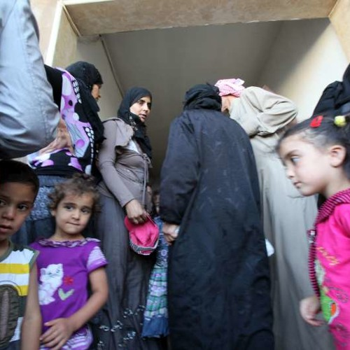 UNHCR Assessment Team finds acute humanitarian needs in Homs