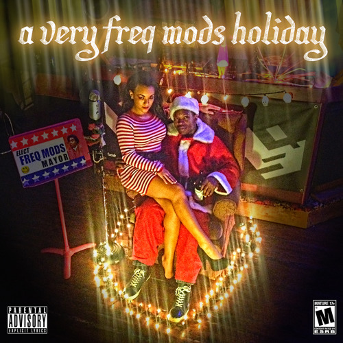 Christmas In Hollis (Trapped By Freq Mods) FREE WHOLE ALBUM LINK