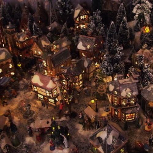 Groenrijk Kerstdorp