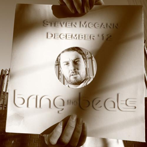 Steven Mccann - bringthebeats - December 2012
