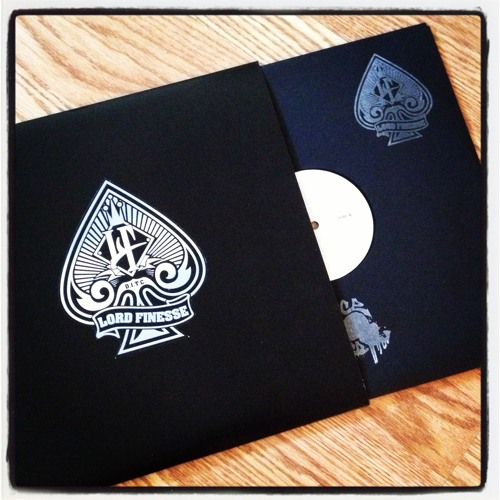 Lord Finesse - Secret Slice EP - Test Press Only (Sampler Snippets)