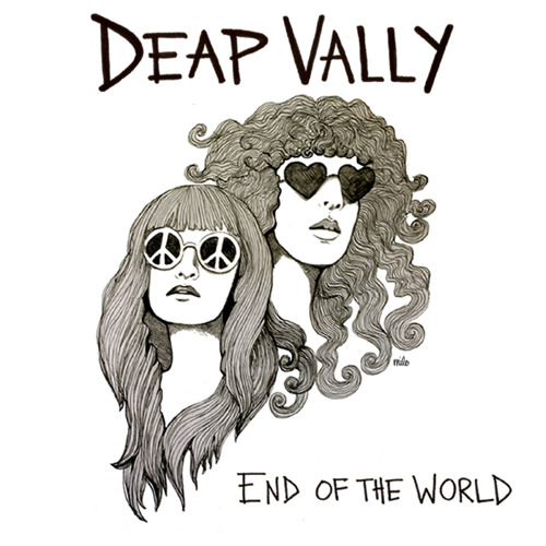 Deap Vally - End of the World (Kove Remix)