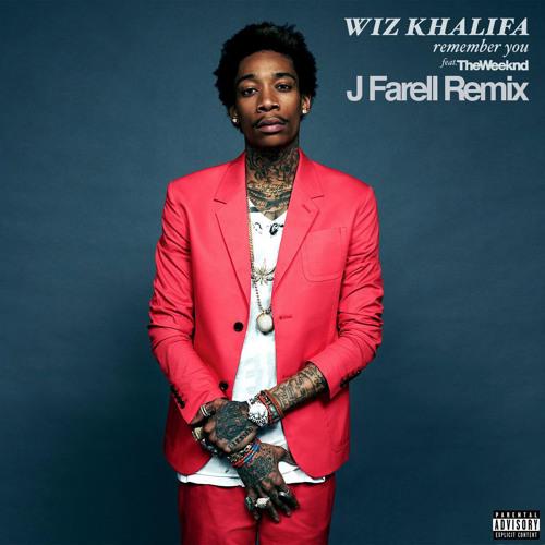 Wiz Khalifa - Remember You feat. The Weeknd (J Farell Remix)