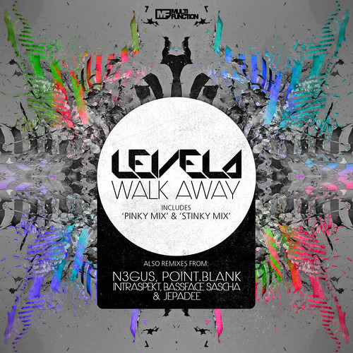 Levela - Walk Away Feat. Farisha [ Point.blank Remix ] (OUT ON Feb 4th)
