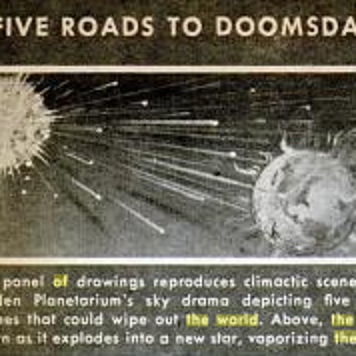 Apocalypse Now And Then: A History of End-Times