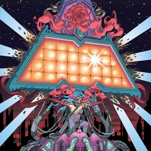 The M Machine - The Palace (feat. Blake Hazard)