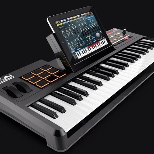 AKAI IOS MPC Demo Groove at Studio28 Southampton