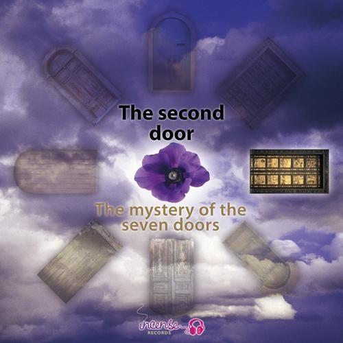 I love -THE BLACK DOOR 128K-the mystery of the seven doors-the second door-cd4