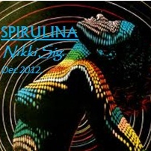Spirulina - Nikki Sig Dec 2012