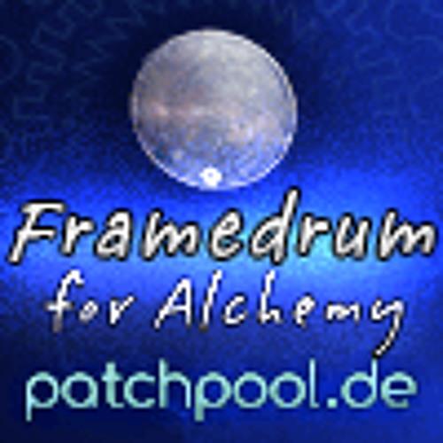 Electrokit - Demo Framedrum for Alchemy