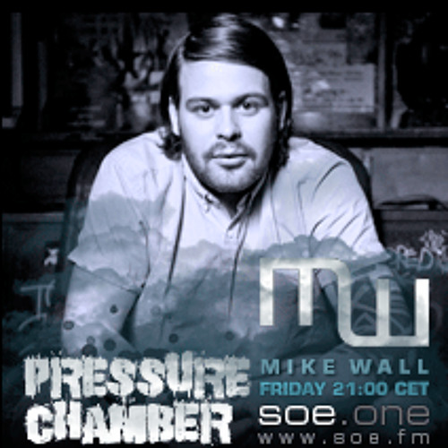 WALL PODCAST #4 - Mike Wall at Pressure Chamber - 14.12.2012