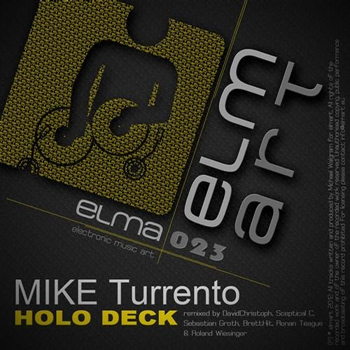 Mike Turrento - Holo Deck (PREVIEW)