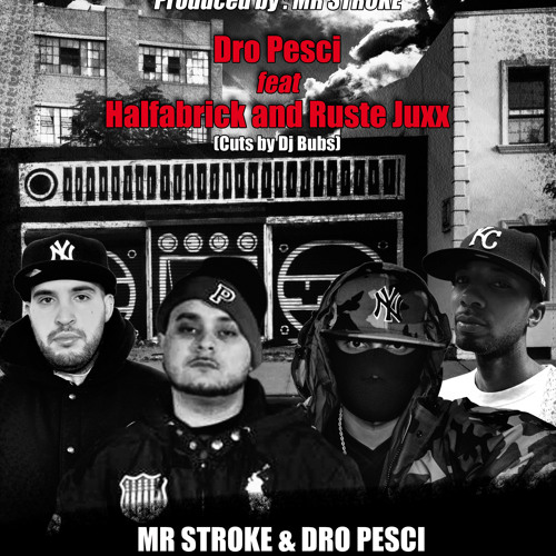 Dro Pesci- Daily Routine Feat HalfaBrick & Ruste Juxx ( Produced by Mr Stroke; Cuts by Dj Bubs)