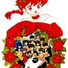 Characters Christmas Ranma 1/2