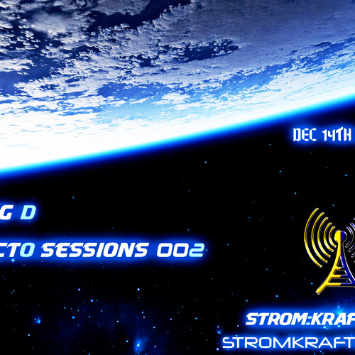 PERFECTO SESSIONS 002 -Stromkraft Radio Dec 14th-(Supported by DJ George Acosta)