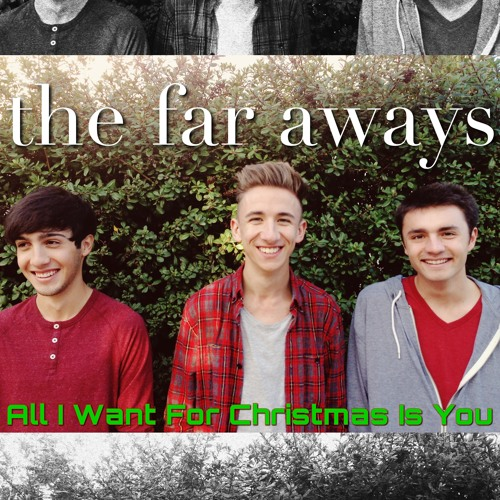 All I Want For Christmas Is You (feat. Danica Schmitt)
