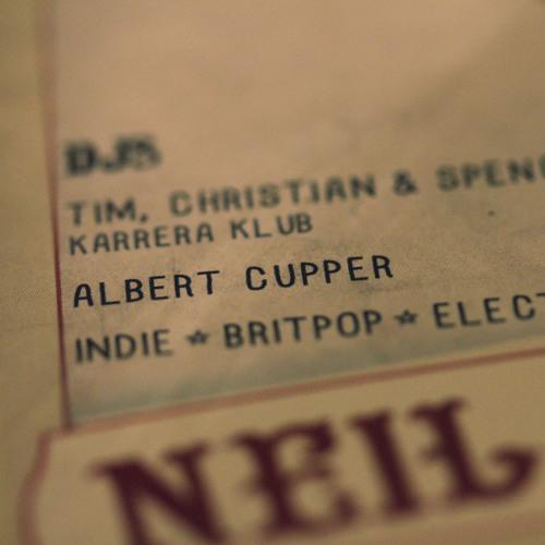 AlbertCupper@Karrera Klub