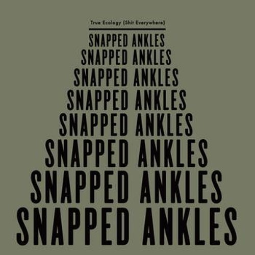 Snapped Ankles - True Ecology (Shit Everywhere)