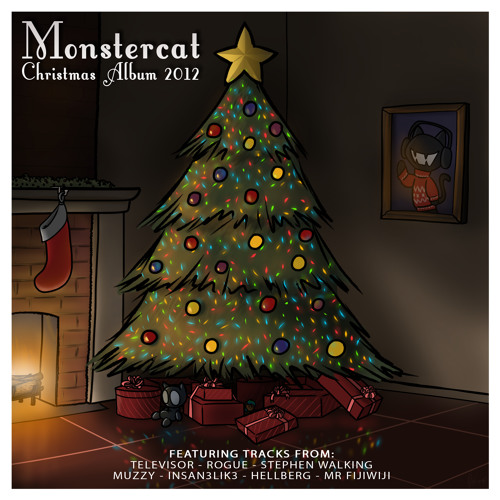 Stephen Walking - Sleigh Ride (Monstercat Christmas Album) [Free Download]