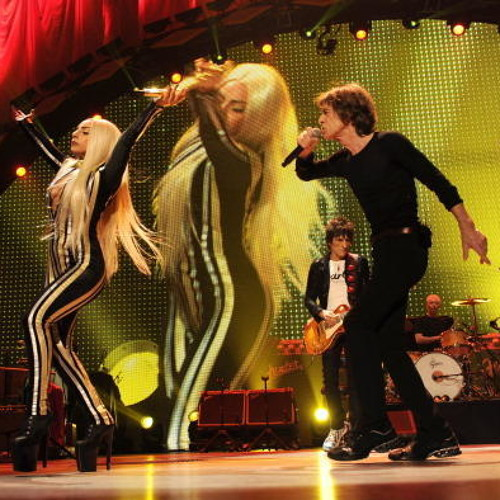 Gimme Shelter LIVE 12/15/2012 (Rolling Stones ft. Lady Gaga)