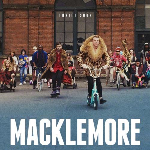 Macklemore & Ryan Lewis - Thrift Shop (Epique Remix)